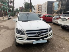 2014 Mercedes Benz GL-Class AT 2007 2012 for sale