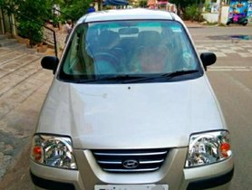 Hyundai Santro Xing, 2007, Petrol MT for sale