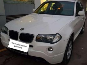 2007 BMW X3 AT for sale