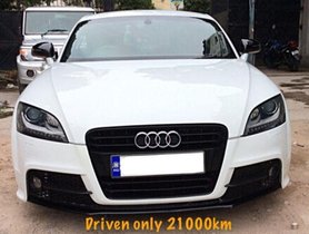 Used Audi TT 45 TFSI AT 2015 for sale