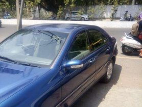 2003 Mercedes Benz C-Class MT for sale