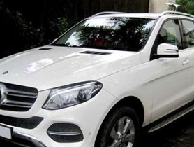 2017 Mercedes Benz GLE AT for sale