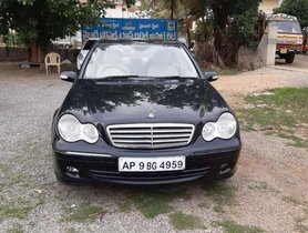 Used Mercedes Benz C-Class 220 CDI AT 2006 for sale