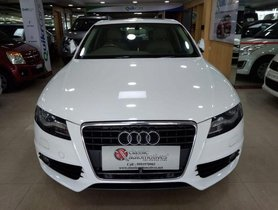 Used 2012 Audi A4 AT for sale