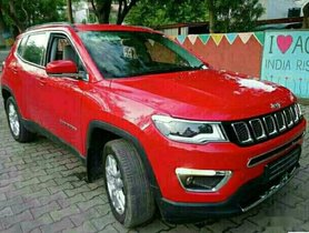 Jeep Compass 2.0 Limited 4X4 MT for sale