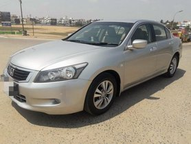 2011 Honda Accord 2.4 AT for sale at low price