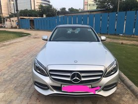 Mercedes-Benz C-Class C 220 CDI Elegance MT for sale