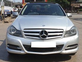 Mercedes Benz C-Class 2014 AT for sale