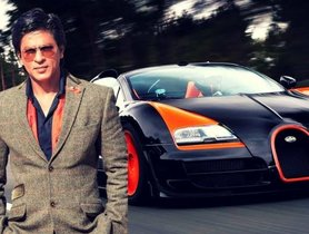 Shahrukh Khan Cars Collection With Images