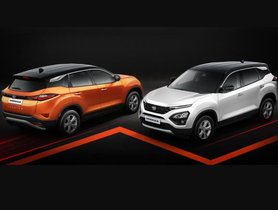 Tata Motors Announces Discounts Of Up To Rs 65,000 On Tata Harrier