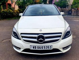 Mercedes Benz B Class B180 Sports AT 2014 for sale