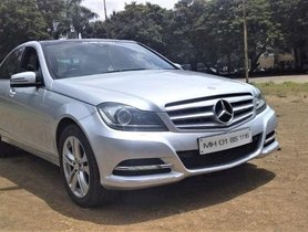 Mercedes-Benz C-Class C 220 CDI Avantgarde AT for sale