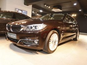 BMW 3 Series GT Luxury Line 2016 AT for sale