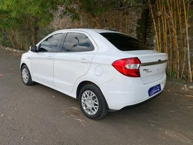 Used Ford Aspire MT car at low price