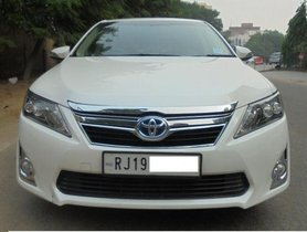 2014 Toyota Camry AT for sale at low price