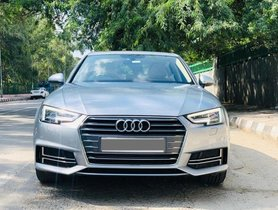 Audi A4 35 TDI Premium Plus AT 2018 for sale