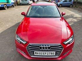 Used Audi A4 35 TDI Premium Plus AT 2017 for sale