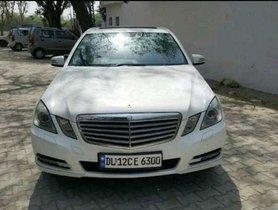 Mercedes-Benz E-Class 2009-2013 E250 CDI Avantgarde AT for sale