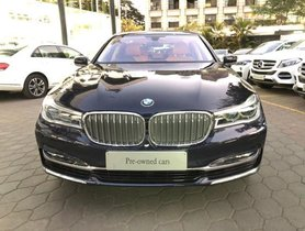BMW 7 Series AT 2017 for sale