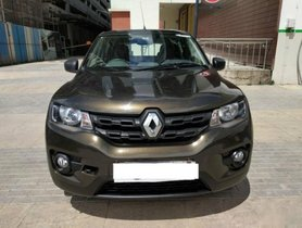 Renault Kwid RXT 2017 MT for sale