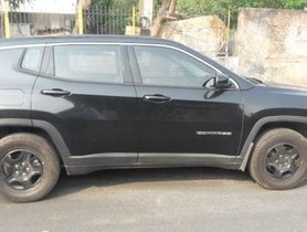 Used Jeep Compass 2.0 Sport MT car at low price