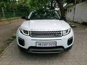 Land Rover Range Rover Evoque 2.0 TD4 SE Dynamic AT for sale
