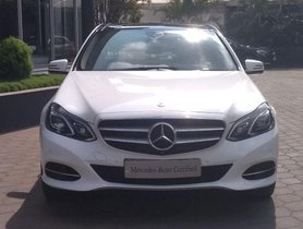 Mercedes Benz E-Class AT 2015-2017 2015 for sale