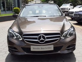Mercedes Benz E-Class 2015-2017 E250 CDI Avantgarde 2016 AT for sale