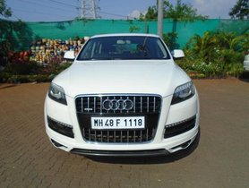 2013 Audi Q7 AT for sale
