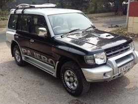 2010 Mitsubishi Pajero 2.8 SFX MT for sale at low price