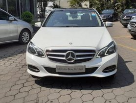 Mercedes-Benz E-Class 2015-2017 E250 Edition E AT for sale