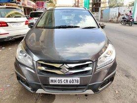 2015 Maruti Suzuki S Cross MT for sale