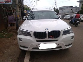 BMW X3 AT 2013 for sale