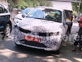 2020 Tata Tiago (Facelift) Spotted Testing Ahead of Auto Expo Debut