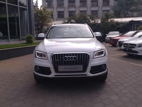 Used Audi Q5 AT car at low price