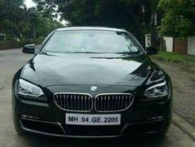 BMW 6 Series 2011-2014 640d Gran Coupe AT for sale