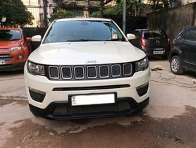 Jeep Compass 2.0 Sport 2017 MT for sale