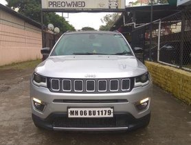 Jeep Compass MT 2017 for sale