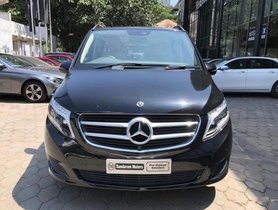 Mercedes-Benz V-Class Exclusive AT for sale