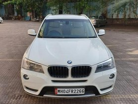 Used BMW X3 xDrive20d AT 2012 for sale