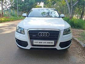 2011 Audi Q5 AT 2008-2012 for sale at low price