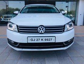 Volkswagen Passat 2010-2014 Diesel Highline 2.0 TDI AT for sale