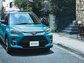 Toyota Raize Review: Japanese Car Giant's Upcoming Maruti Brezza Rival?