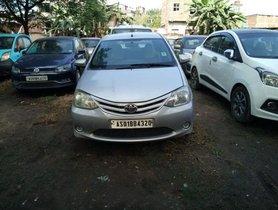 Used 2012 Toyota Etios Liva GD MT for sale