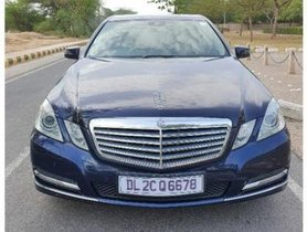 Used Mercedes Benz E-Class 2009-2013 E250 CDI Blue Efficiency AT 2011 for sale