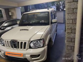 2011 Mahindra Scorpio MT for sale at low price