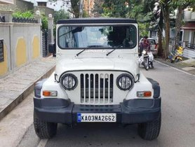 2017 Mahindra Thar CRDe MT for sale at low price