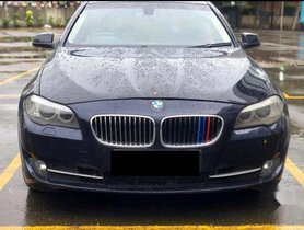 Used 2012 BMW 5 Series AT for sale
