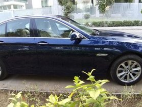 Used BMW 5 Series 530d Sedan 3.0 AT 2010 for sale