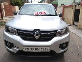 Used 2017 Renault Kwid RXT MT for sale
